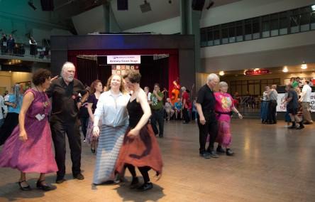 Dancers Dancing