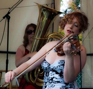 Violin and Singing