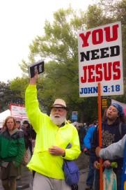 No, You Need Jesus