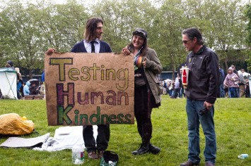 Testing Human Kindness
