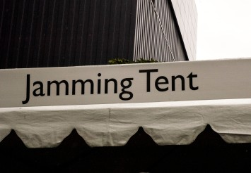 Jamming Tent