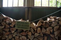 Firewood @ Kennedy School