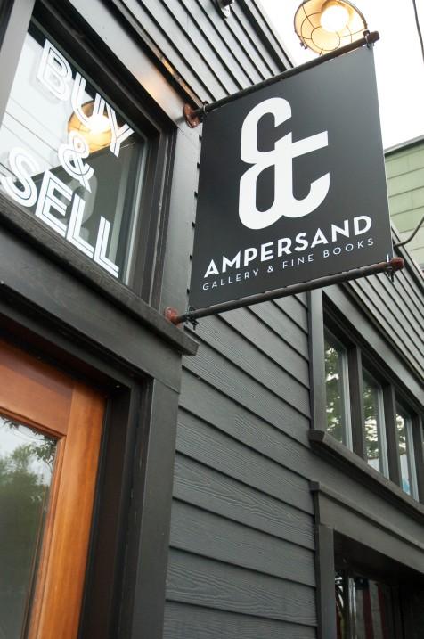 Ampersand, Portland
