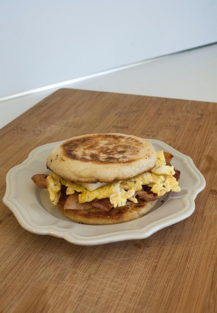 Bacon Egg & Cheese