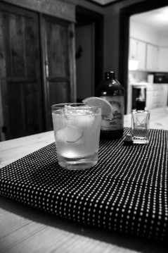 B/W Whiskey Ginger