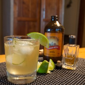 Mischief Whiskey Ginger w/ Lime https://wraysofsunshine.com/2014/06/27/drink-menu-mischief-whiskey-ginger/