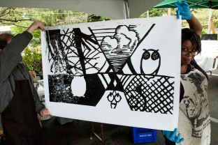 Make: Relief Prints