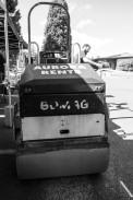 Aurora Rents' Steamroller