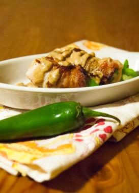 Peanut Butter Bacon Jalapeños