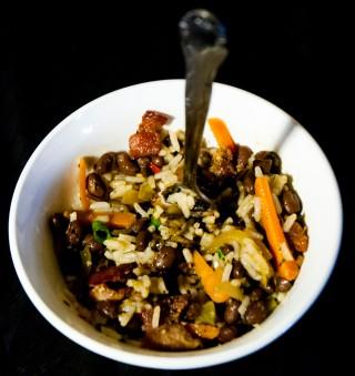 Black Beans & Rice