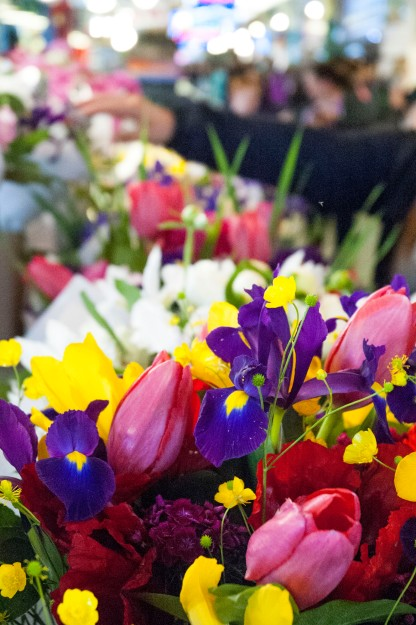 Pike Place Bouquets