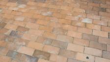 Red Square Bricks