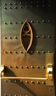 Harry Potter Door
