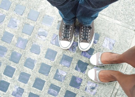 Underground underfoot