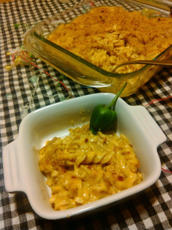 Hearty Party Mac & Cheese