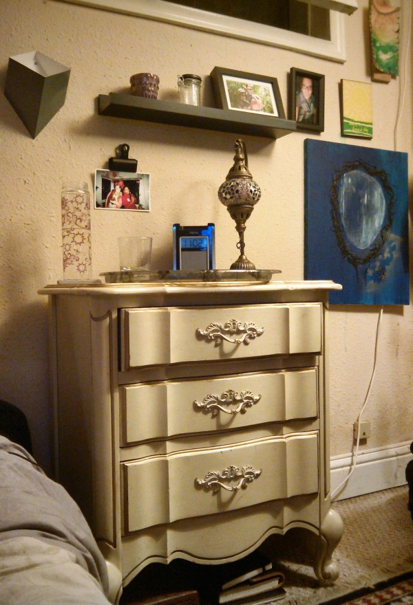 An Outstanding Nightstand