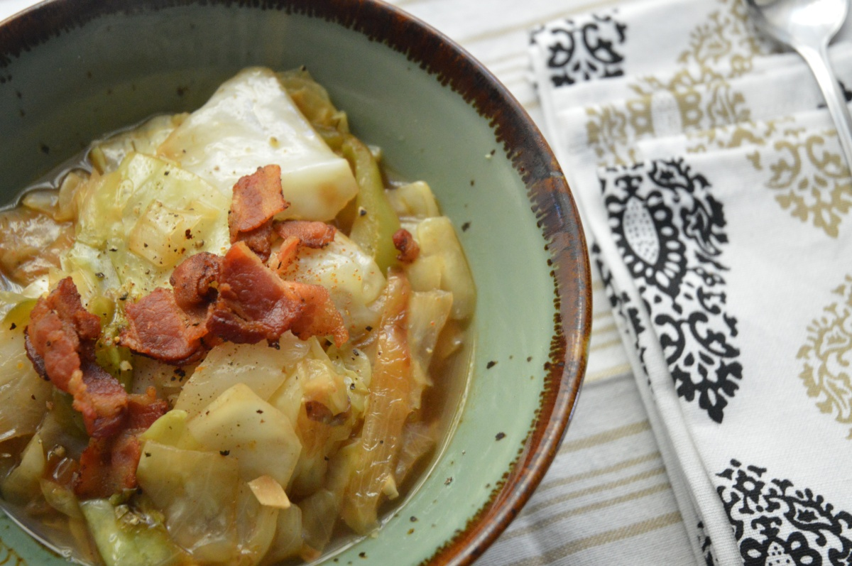 Menu: Cabbage Soup