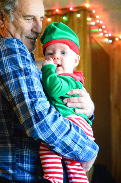 Declan's First Christmas