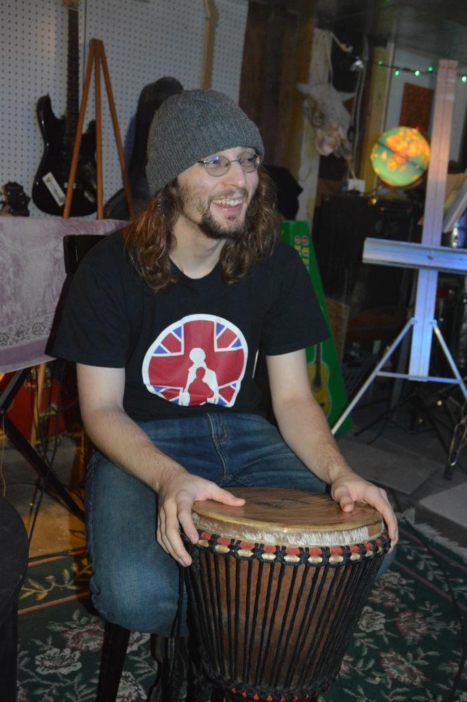 Garrett Drums