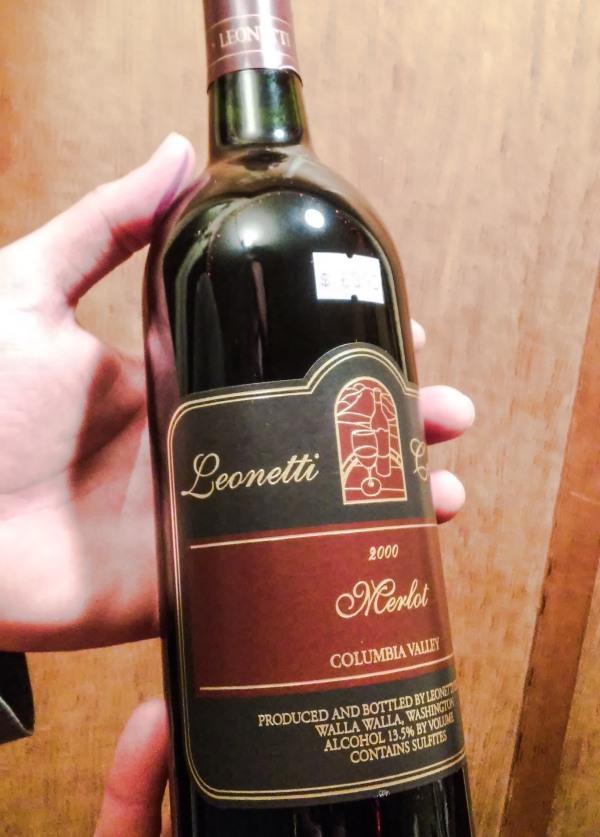 Leonetti Wine