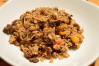 Dirty Rice https://wraysofsunshine.com/2015/02/08/menu-dirty-rice/