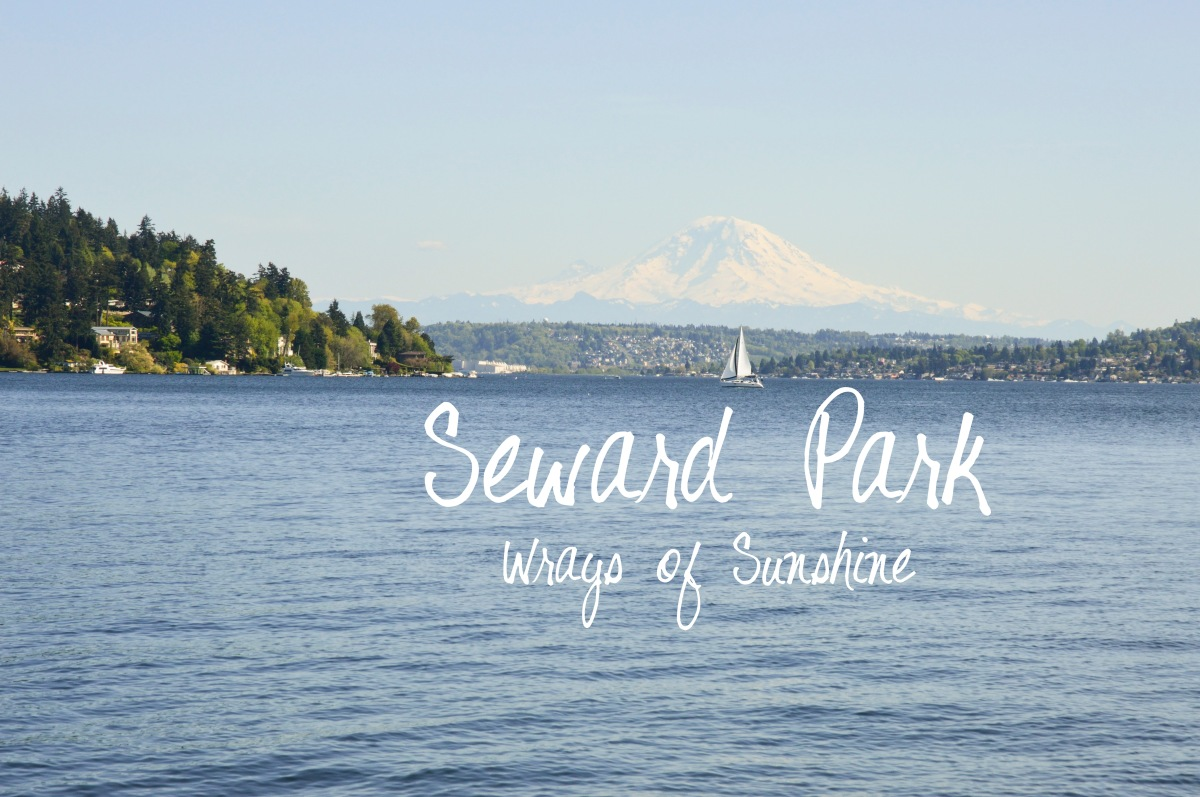 Seattle Sights: Seward Park