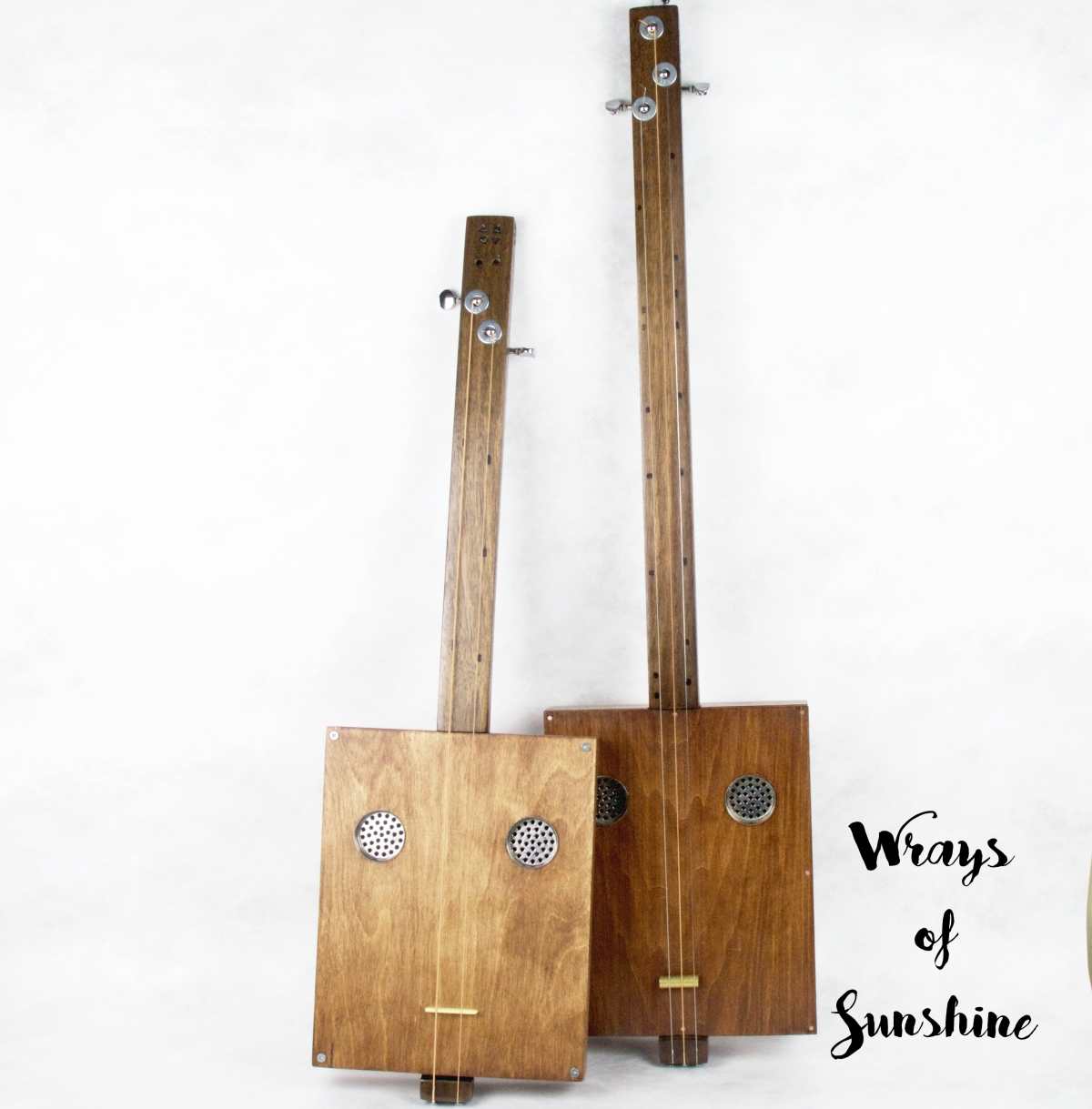 Make: Honeybee's Handmade Instruments