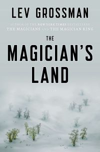 Magician's Land by Lev Grossman