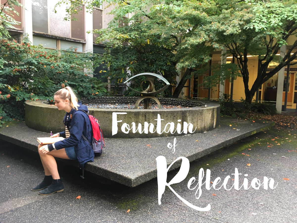 George Tsutakawa's Fountain of Reflection