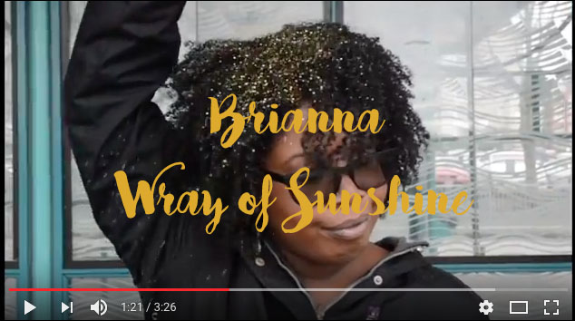 Brianna: Wray of Sunshine